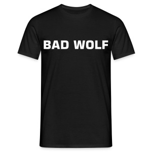 Bad Wolf - Cheap as chips (if chips are just under ten quid) - Men's T-Shirt