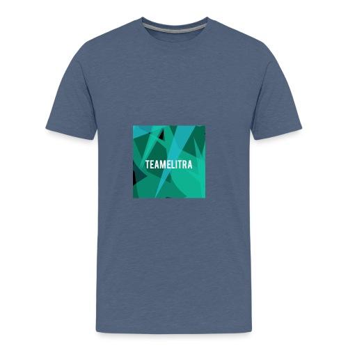 SHIRT-STAFF-ADULT - Men's Premium T-Shirt