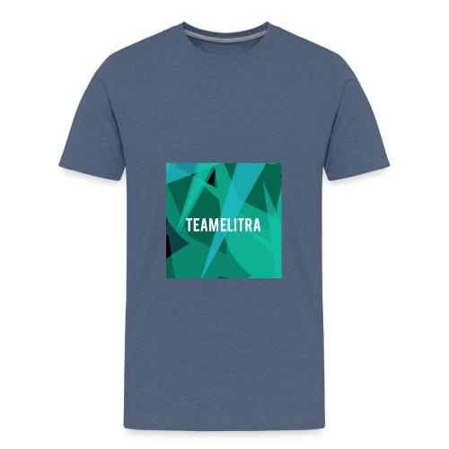 SHIRT-MEMBER-TEENS - Teenage Premium T-Shirt