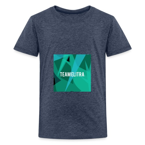 SHIRT-STAFF-TEENS - Teenage Premium T-Shirt
