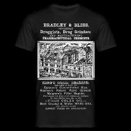 T-Shirts ~ Men's T-Shirt ~ Bradley & Bliss, Reading (Front)