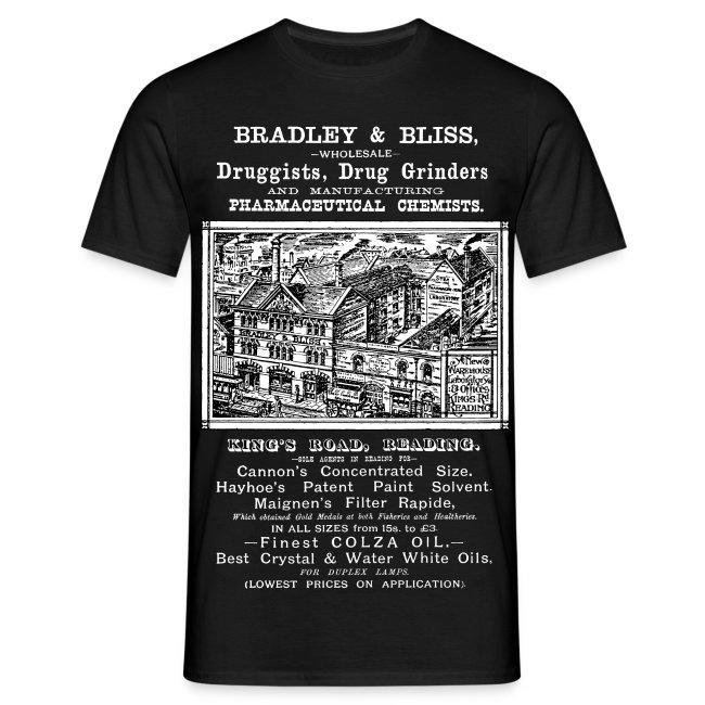 Bradley & Bliss, Reading (Front)