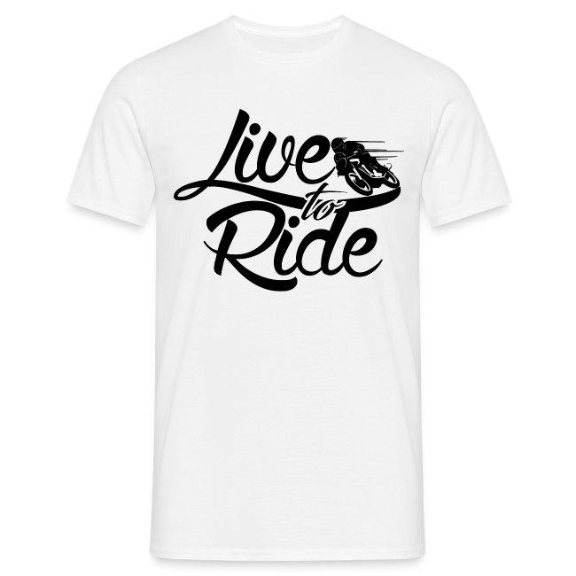 Motorrad Liebe boyz shirt