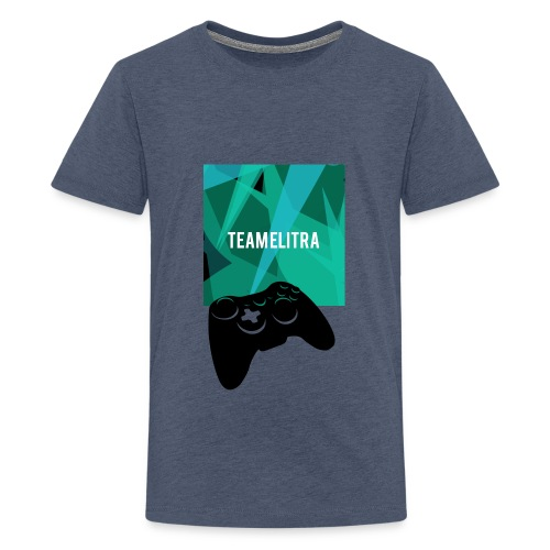 TEENS - Elitra Gaming - Teenage Premium T-Shirt