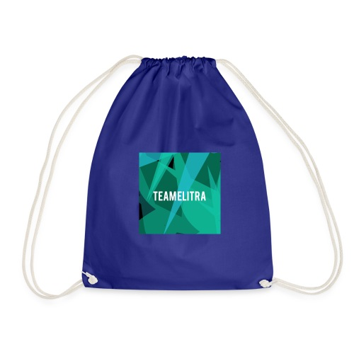 Team Elitra Gym Bag - Drawstring Bag