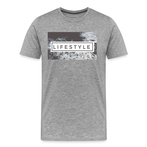 LIFESTYLE - T-shirt Premium Homme