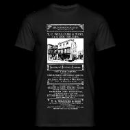 T-Shirts ~ Men's T-Shirt ~ TC Williams, Reading (Front)