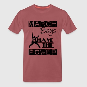 March Boys T-Shirts - Männer Premium T-Shirt