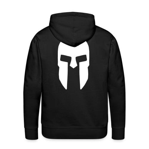 Spartan Hoodie 1 - Männer Premium Hoodie