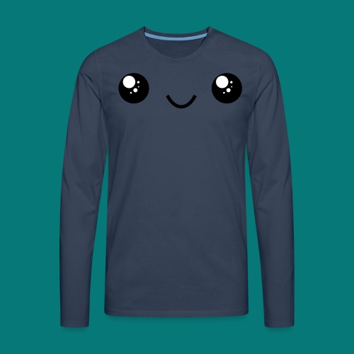 ICH SEHE DICH- Shirt - Männer Premium Langarmshirt