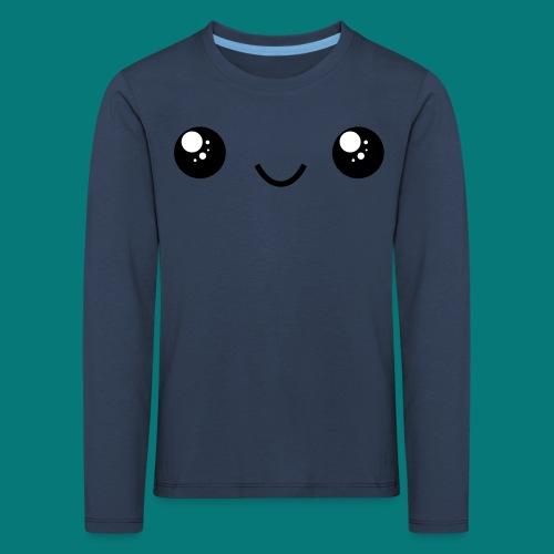 ICH SEHE DICH -Shirt (Kinder) - Kinder Premium Langarmshirt