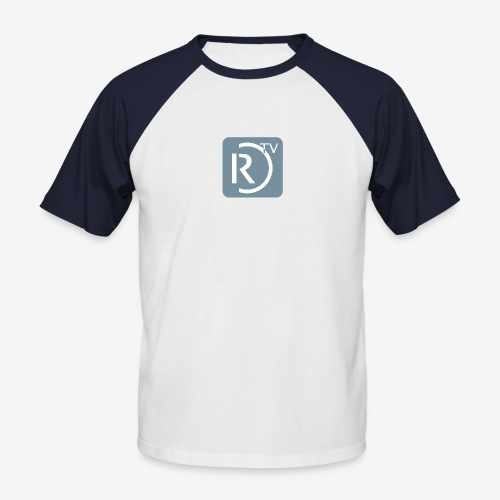 Männer Baseballshirt - Männer Baseball-T-Shirt