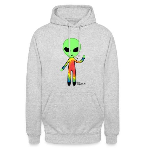 High Alien Hoodie - Unisex Hoodie