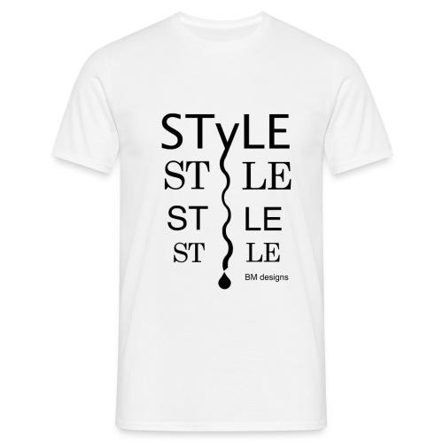 STYLE TSHIRT - Men's T-Shirt