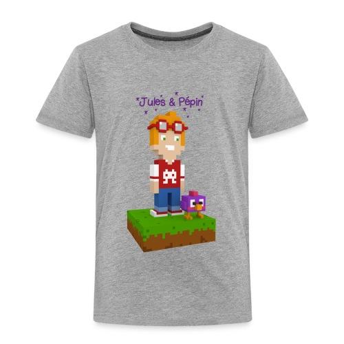 Jules et Pépin - T-shirt Premium Enfant