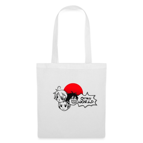Otaku World Bag - Stoffbeutel