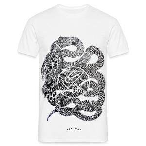 Snake for Men - Männer T-Shirt
