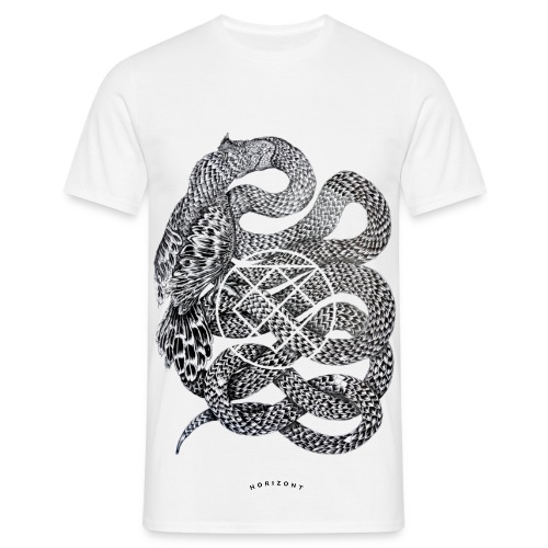 Snake for Men - Männer T-Shirt