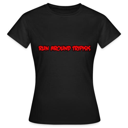 RunAroundTrip Tshirt Female - Women's T-Shirt
