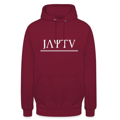 Jay TV // GREECE FONT HOODIE (Unisex) - Unisex Hoodie