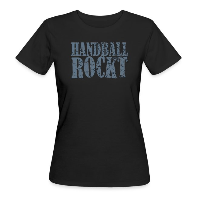 Handball rockt Damenshirt