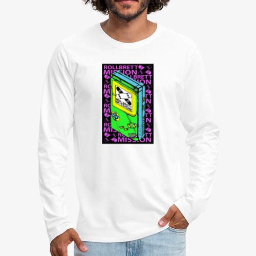 Neuerspieljungenlangärmli - Männer Premium Langarmshirt