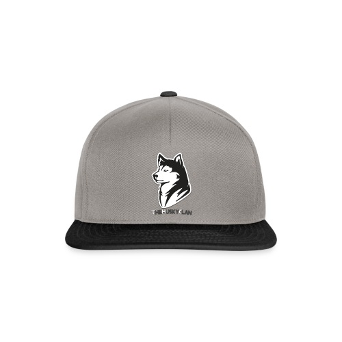 TheHuskyClan Pet (CLAN EDITION)  - Snapback cap