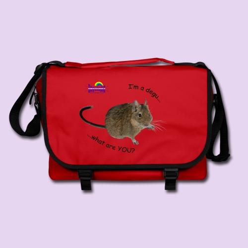 Degu What? Shoulder Bag - Shoulder Bag