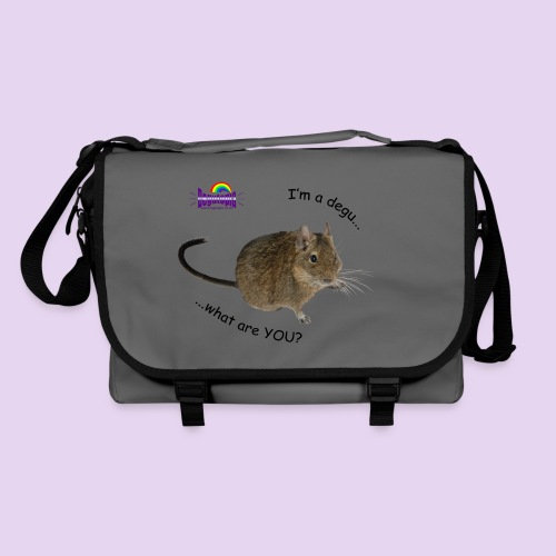 Degu What? Shoulder Bag - Shoulder Bag