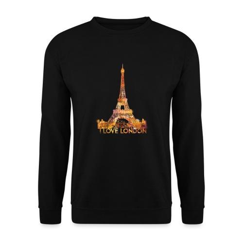 I love London 2 mannen sweater Russel - Mannen sweater