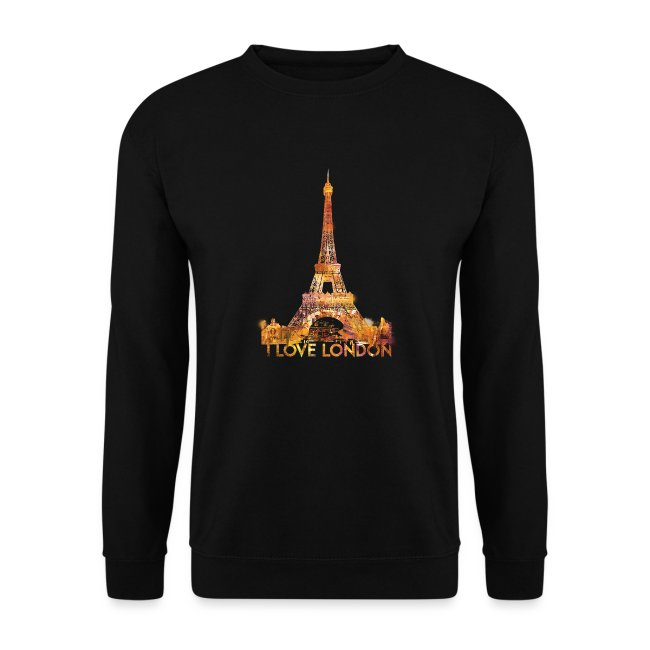 I love London 2 mannen sweater Russel