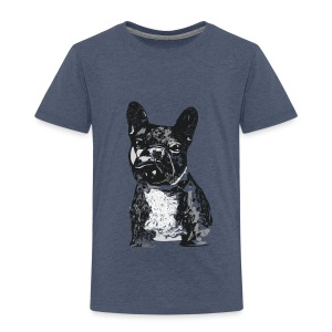 PICKLE THE FRENCHIE - Kids' Premium T-Shirt