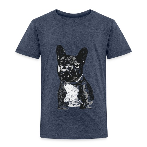 PICKLE THE FRENCHIE - Kids' Premium T-Shirt