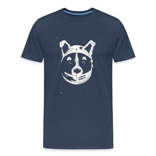 Laika Virgin - Men's Premium T-Shirt