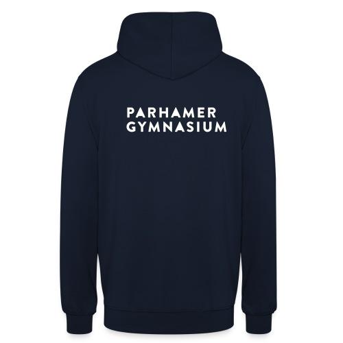 Parhamergymnasium Hoodie unisex - Unisex Hoodie
