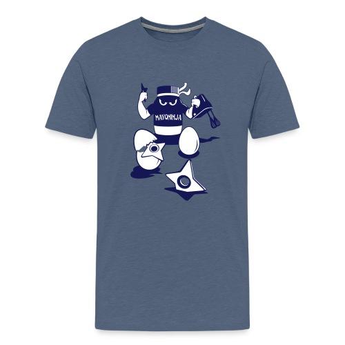 Mayoninja - Men's Premium T-Shirt