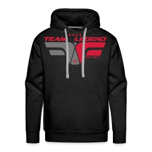 Sweat - Team LEGEND - Club SuperPhysique - Sweat-shirt à capuche Premium pour hommes