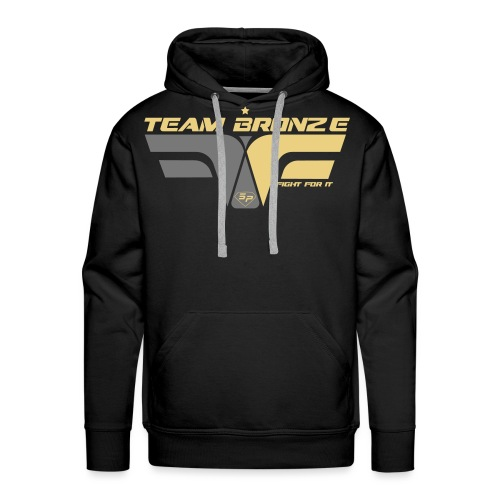 Sweat - TEAM BRONZE - Club SuperPhysique - Sweat-shirt à capuche Premium pour hommes