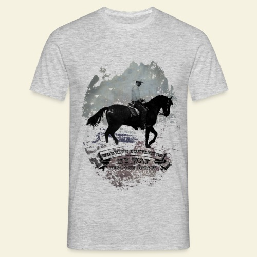Working Equitation by WP - Männer T-Shirt