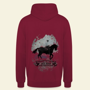 Working Equitation by WP - Unisex Hoodie