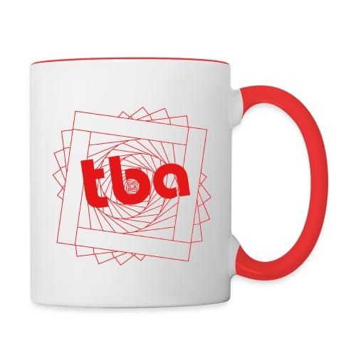 Tasse tobeadded  - Tasse zweifarbig