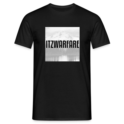 Warfare Logo T-Shirt - Men's T-Shirt