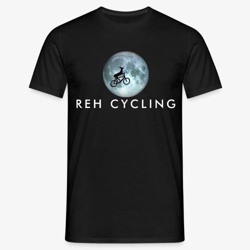REH Cycling (ET Moon Edition) - Männer T-Shirt