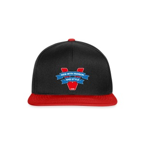 Ride with passion Cap - Snapback Cap