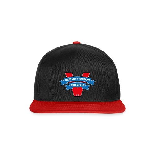 Ride with passion Cap - Snapback Cap