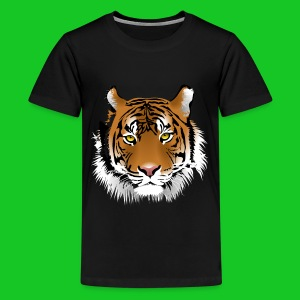 Tijger teenager t-shirt - Teenager Premium T-shirt