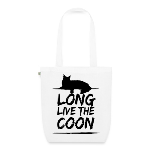 Long Live The Coon Shopper - Bio-Stoffbeutel