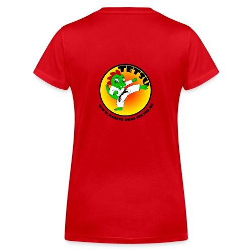 Damen T-Shirt V-Ausschnitt Tetsu - Frauen Bio-T-Shirt mit V-Ausschnitt von Stanley & Stella