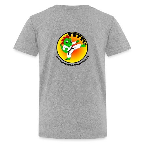Teenager T-Shirt Tetsu - Teenager Premium T-Shirt