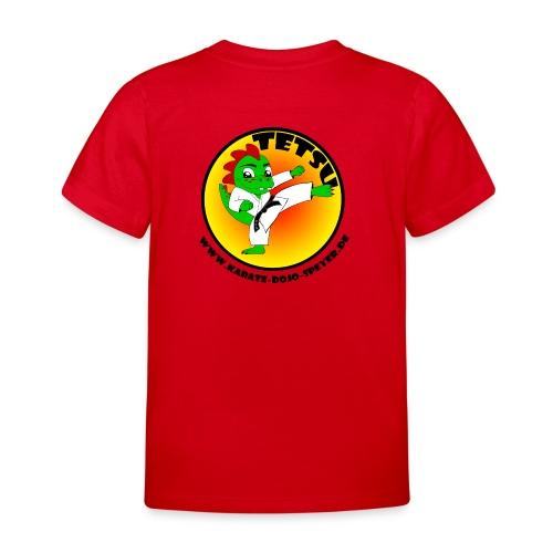 Kinder T-Shirt Tetsu - Kinder T-Shirt